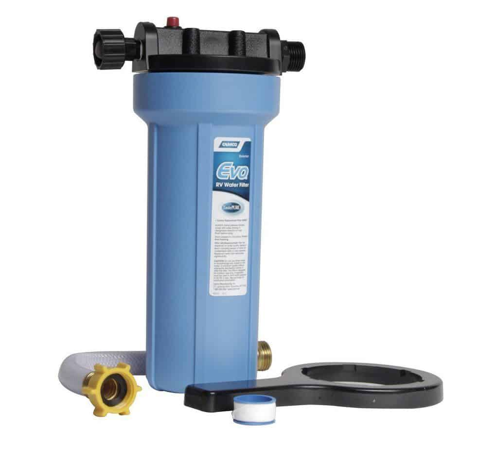 Camco EVO 40631 Premium RV Marine Water Filter