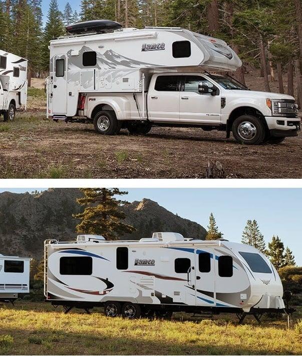 Lance RV Camper Trailers
