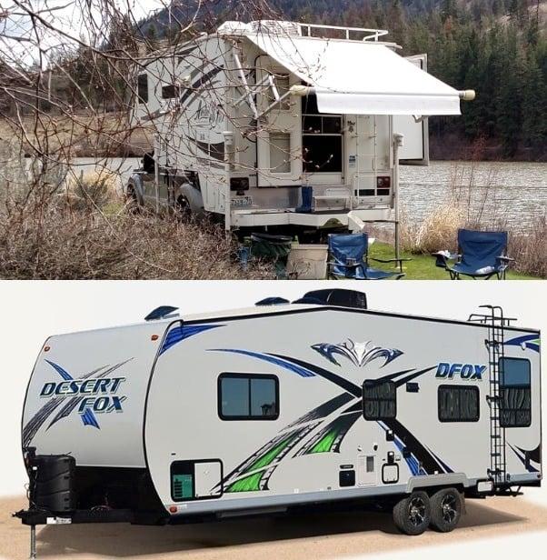 Northwood RV Camper Trailer
