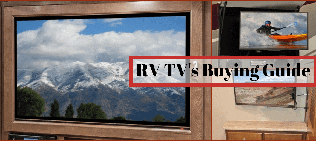 RV TV's Buying Guide