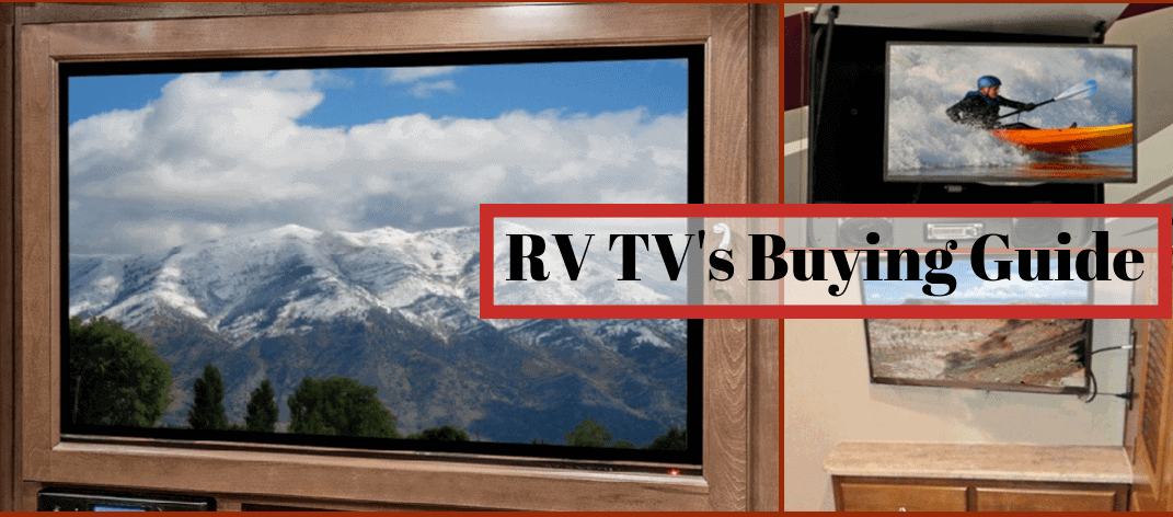 RV TV's Buying Guide: Which TV is the Best for Your RV?