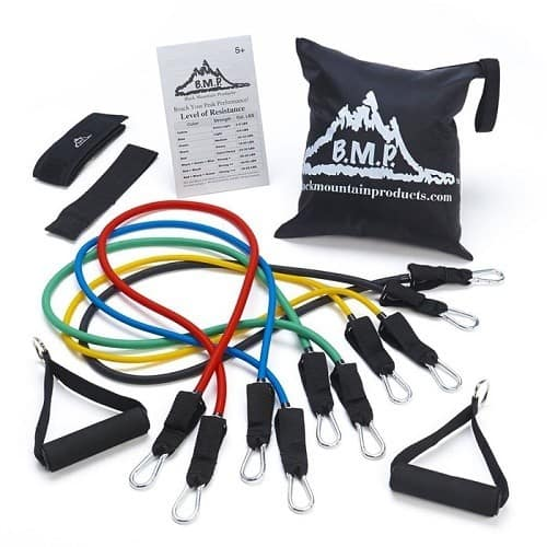 Resistance Band Set Black Mountain Products