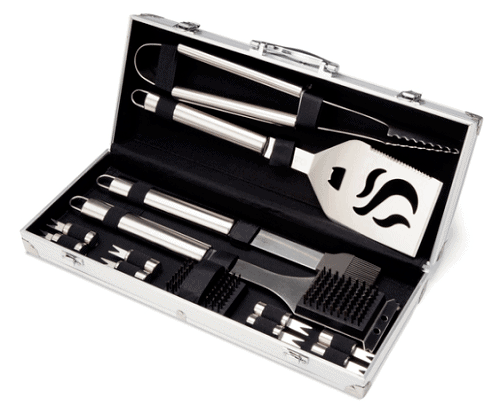Stainless Steel Grill Set Cuisinart