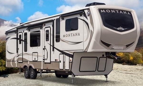 Keystone Montana Fifth Wheel