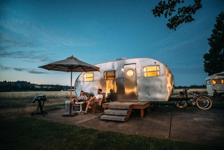 RV Dry Camping