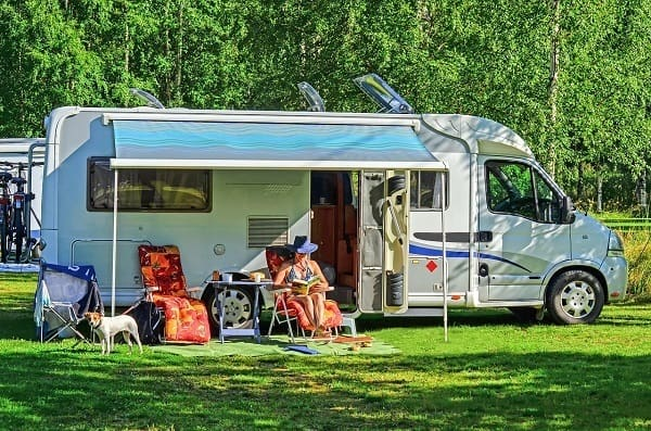 rv outdoor