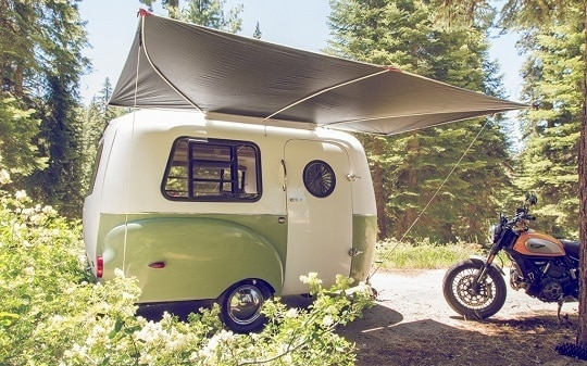 small rv camping pros cons