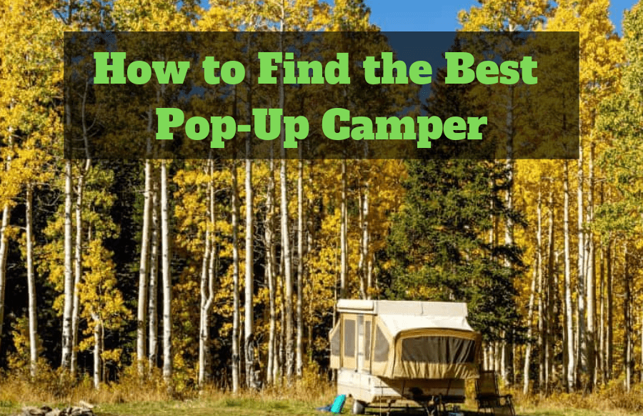 Find Best Pop-Up Camper