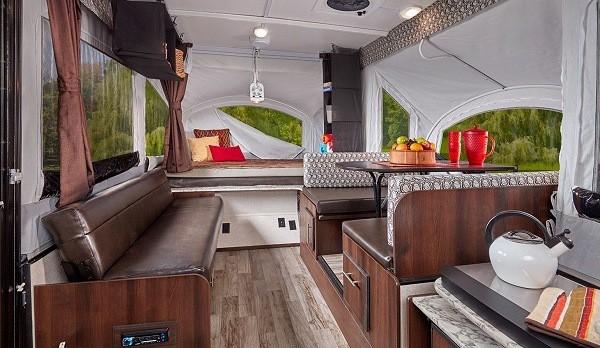 Jaysport pop up camper