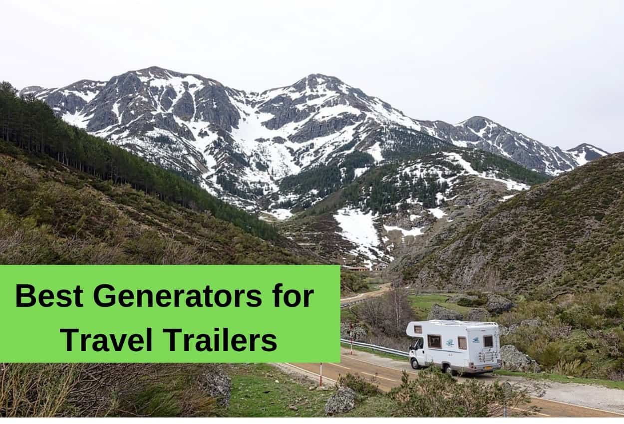 Read more about the article The Best Generators for Travel Trailers—A Comprehensive Buying Guide