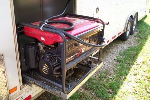 generator for trailer