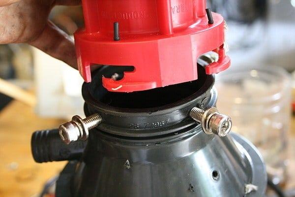 110v RV Macerator Pump