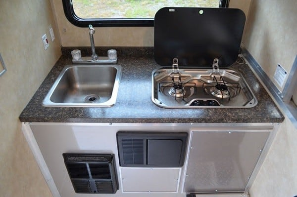 RV Kitchen Sink
