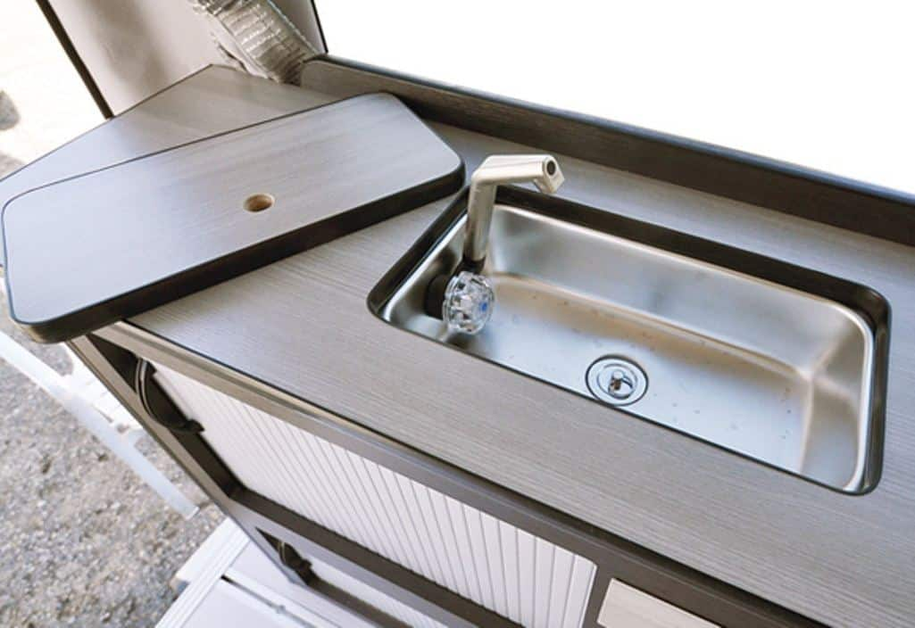 RV Kitchen Sinks