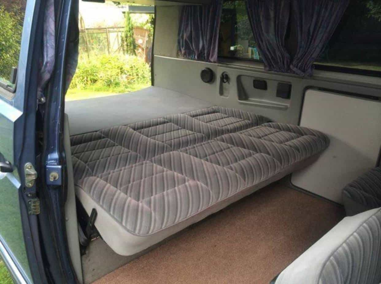 RV Mattresses Styles