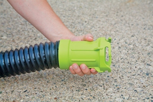 rv sewer hose size lenght