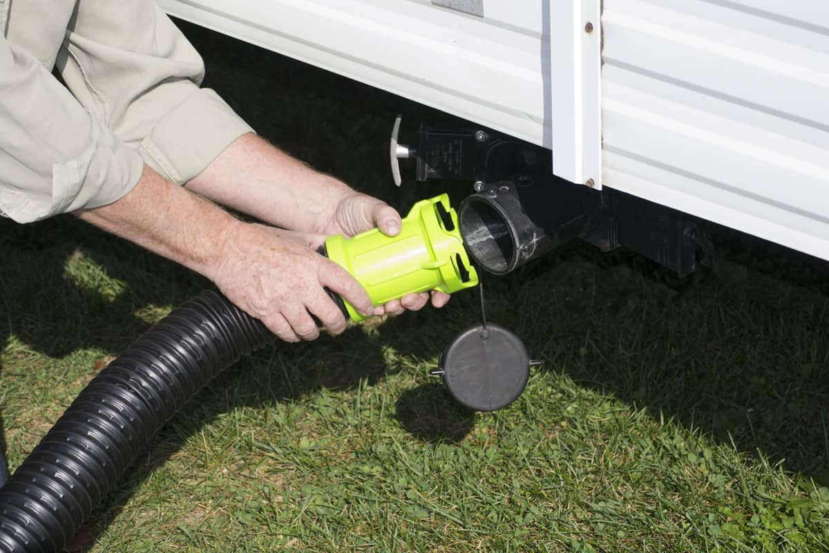 sewer hose for rv
