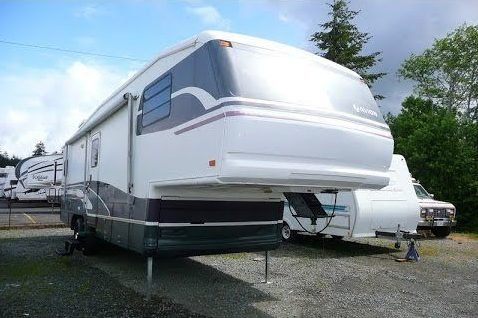 Avion Trailers 5th Wheel