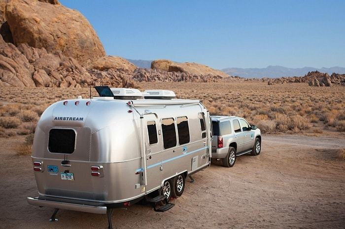 Avion vs Airstream Travel Trailer