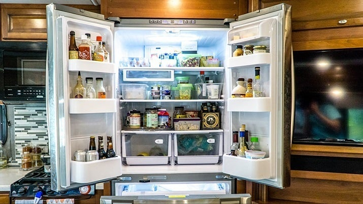 Keep RV Fridge Cold When Turned Off