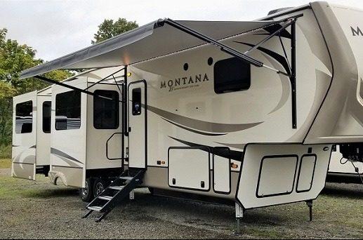 Keystone Montana 2019 Recall