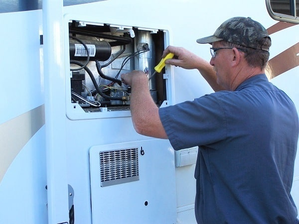 Plumbing Defects RV Recall