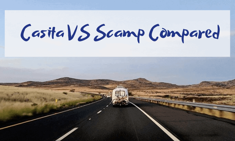 Read more about the article Casita vs Scamp Compared: Which is the Better Trailer for Your Needs?
