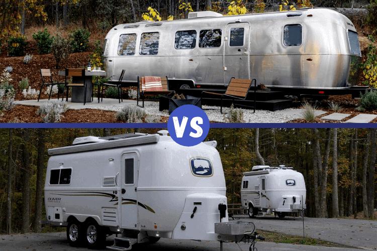Airstream vs Oliver