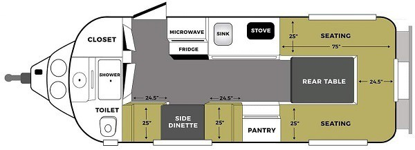 Legacy Elite ii floor plan