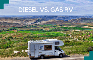 Our Top Diesel vs Gas RV Considerations