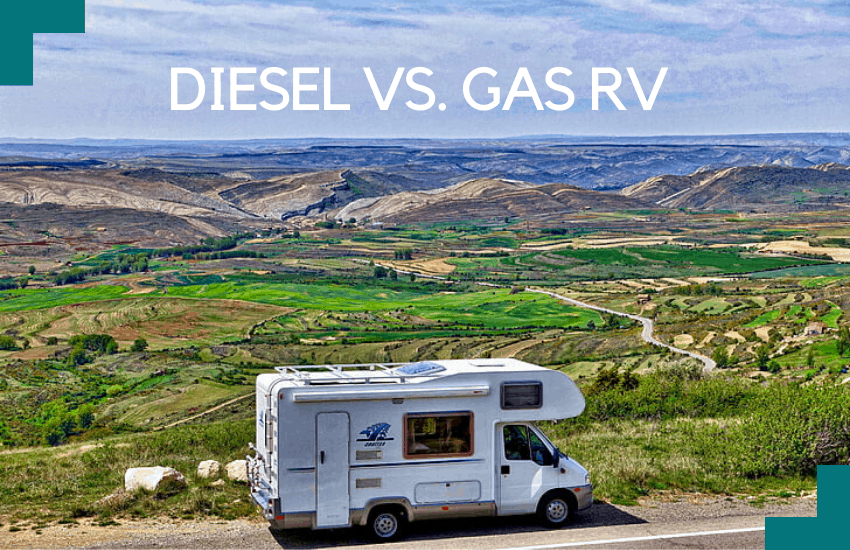 You are currently viewing Our Top Diesel vs Gas RV Considerations