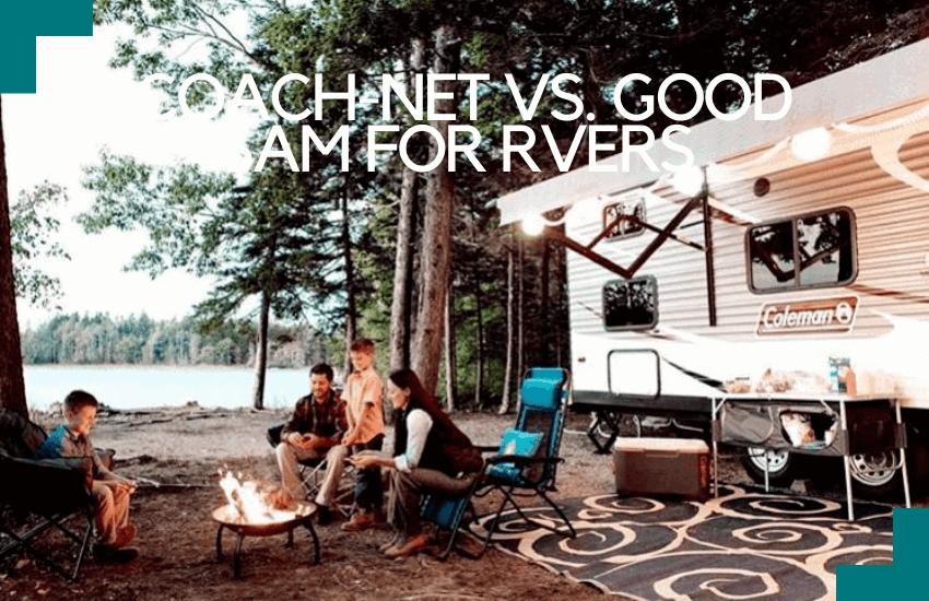 Coach-Net vs Good Sam RV Roadside Assistance