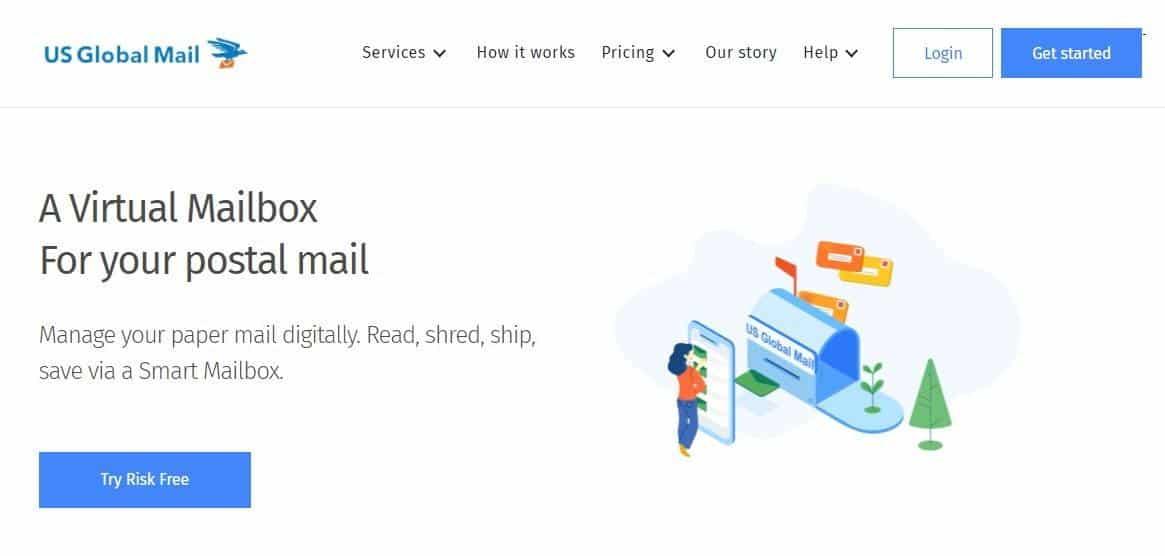 us global mail
