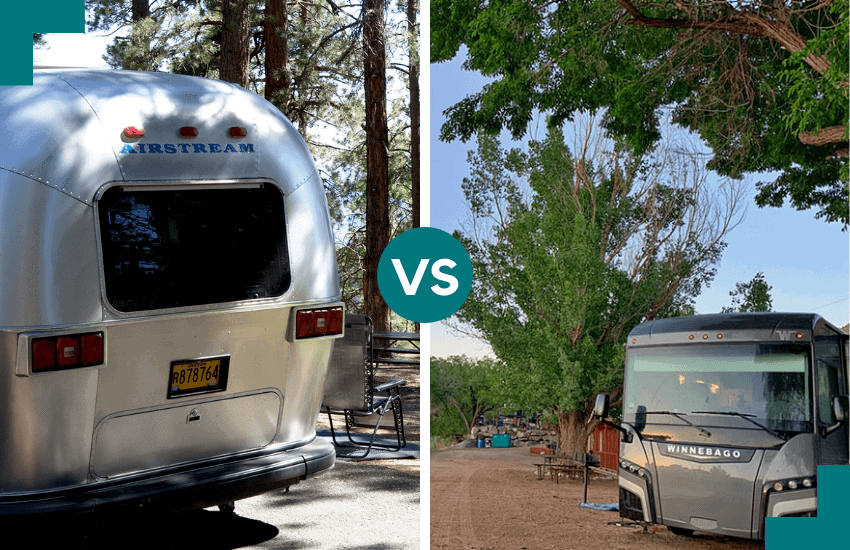 Airstream vs Winnebago Compared: The Ultimate Battle