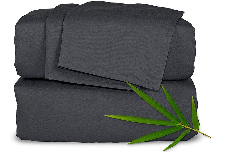 Pure Bamboo Sheets Short Queen Size