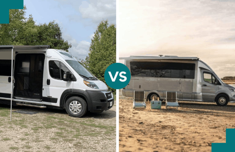 roadtrek vs airstream