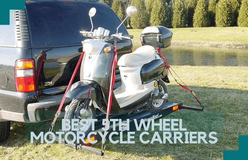 Read more about the article Best 5th Wheel Motorcycle Carriers: Which is Right For You?