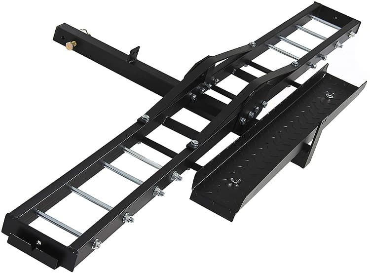 Best Choice Products Hitch Carrier Rack