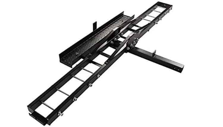 TMS T-NS-MRC001 Carrier Hitch Rack Trailer