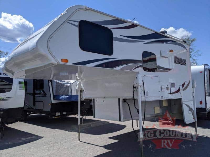 Lance 855S Truck Camper   RVT.com