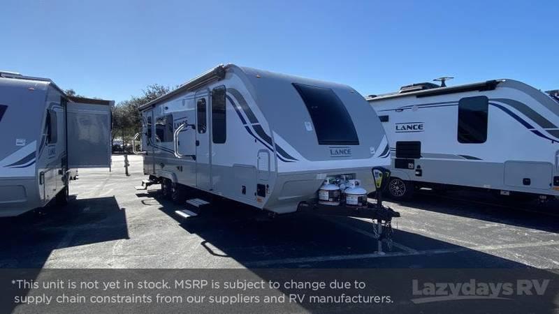 Lance 2285 Travel Trailer   RVT.com