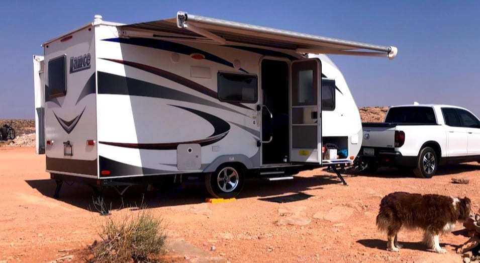 Lance 1575 Travel Trailers   RVT