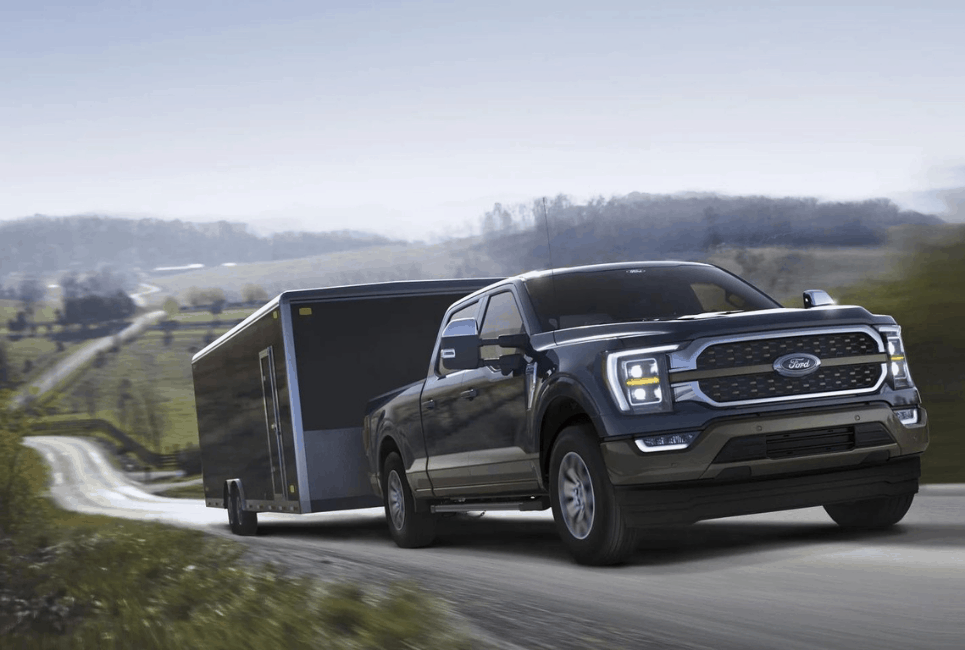 Read more about the article What Size Travel Trailer Can an F150 Pull