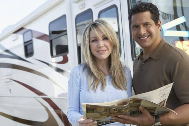 how to buy used rv