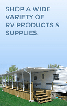 Upgrade your RV | Mobile Home Parts Store