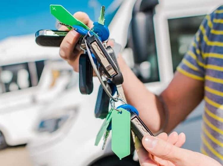 used rv keys